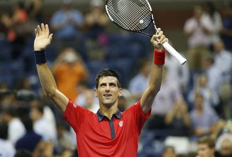 Novak-Djokovic a tercera ronda en US Open