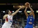 Eurobasket 2015: España cae ante la Italia de Belinelli y Gallinari y se complica la vida