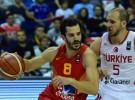 Eurobasket 2015: España apabulla a Turquía y consigue su primer triunfo
