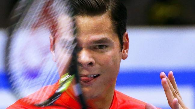 ATP San Petersburgo 2015: Raonic campeón; ATP Metz 2015: Tsonga campeón