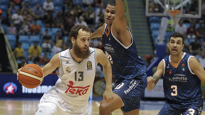 El Real Madrid pierde 91-90 ante el  Bauru en el primer partido de la Copa Intercontinental de baloncesto