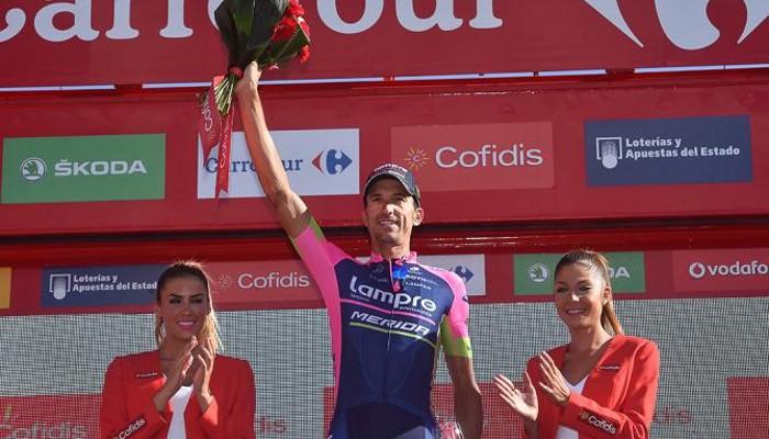Vuelta a España 2015: victoria de etapa para Plaza y Aru le roba la general a Dumoulin