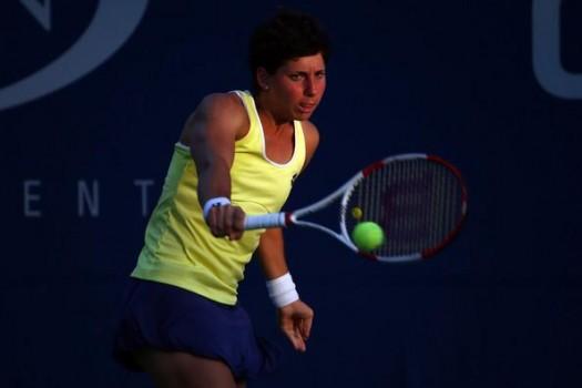 WTA Tokyo 2015: Ivanovic avanza a cuartos, pierde Carla Suárez Navarro
