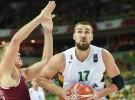 Eurobasket 2015: los resultados de la primera fase en el Grupo D