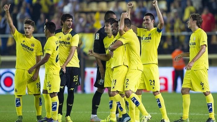 El Villarreal es por primera vez en su historia líder de Primera División