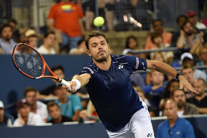 Stan Wawrinka - Kevin Anderson Men's Singles Quarterfinal