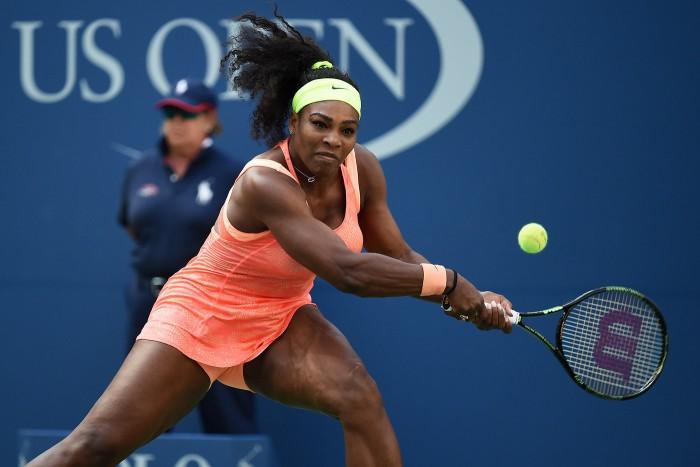 Serena Williams -  Madison Keys Women's Singles Fourth-Round