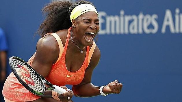 Williams a tercera ronda en US Open