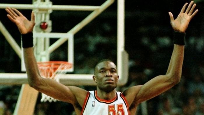 NBA: los Atlanta Hawks retirarán el dorsal 55 de Dikembe Mutombo