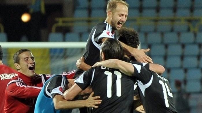 Albania estará por primera vez en un gran torneo