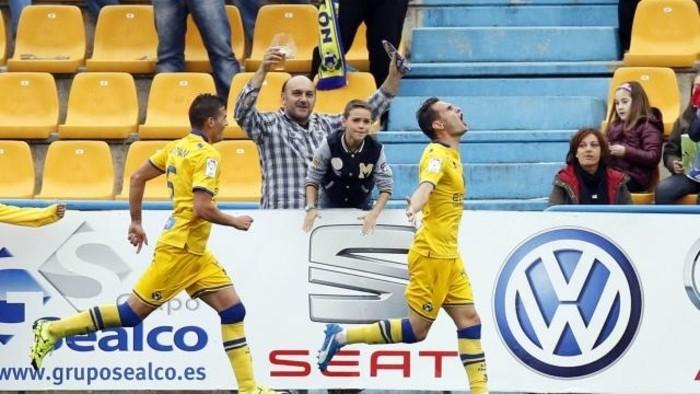 David Rodríguez es el pichichi de Segunda División