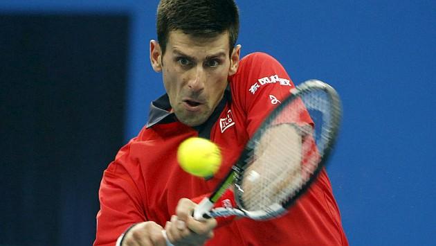 Djokovic a cuartos en Beijing