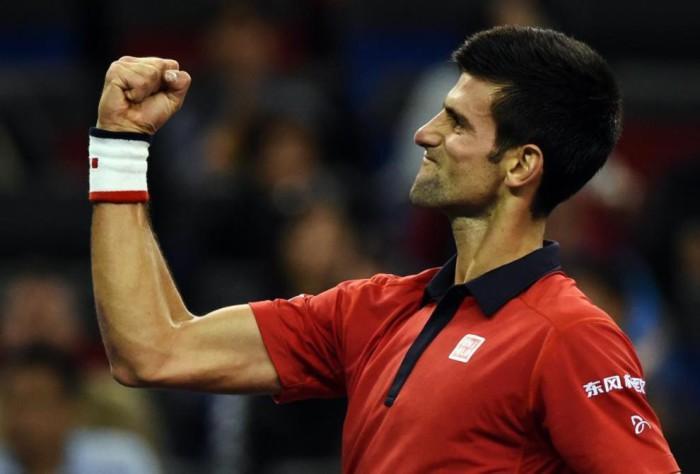 Djokovic a la final de Shanghai