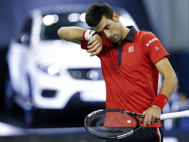 Djokovic campeón en Shanghai