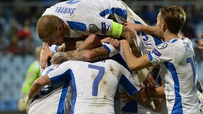 Eslovaquia jugará por primera vez la Eurocopa