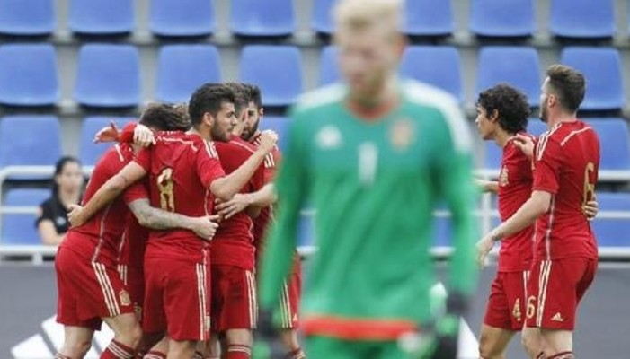 España sub 21 está invicta con 7 puntos en tres partidos