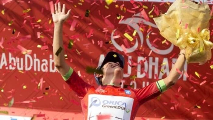 Esteban Chaves ganó la primera edición del Tour de Abu Dhabi