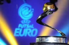 Hungría y Ucrania, primeros rivales de España en el Europeo de Fútbol Sala de 2016