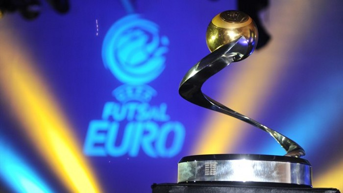 La Eurocopa de Fútbol Sala de 2016 se jugará en Serbia