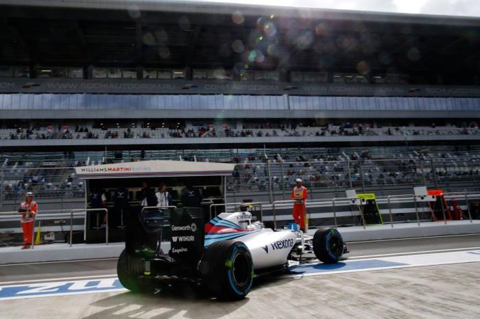 GP de Rusia - Williams