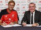 Jurgen Klopp inicia una nueva etapa en el Liverpool