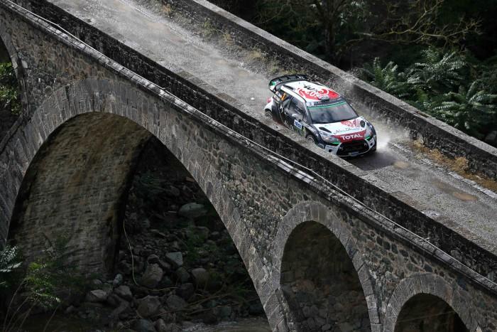 KRIS MEEKE (Citroën)- Rally de Francia- Sábado