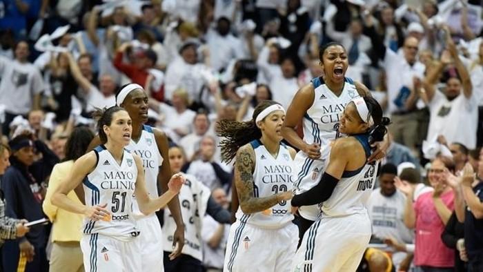 Minnesota Lyns ganaron la WNBA de 2015