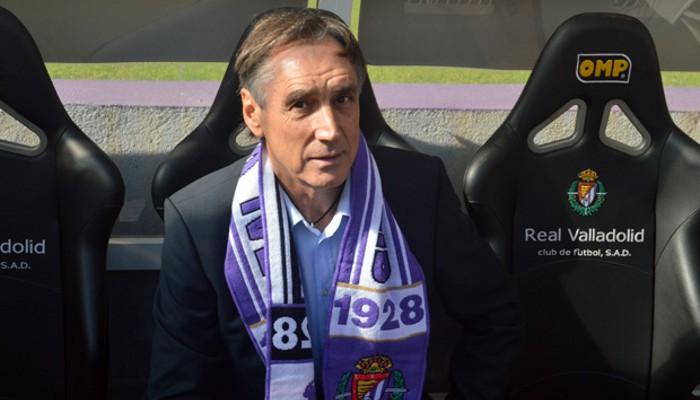 Portugal es el nuevo entrenador del Valladolid