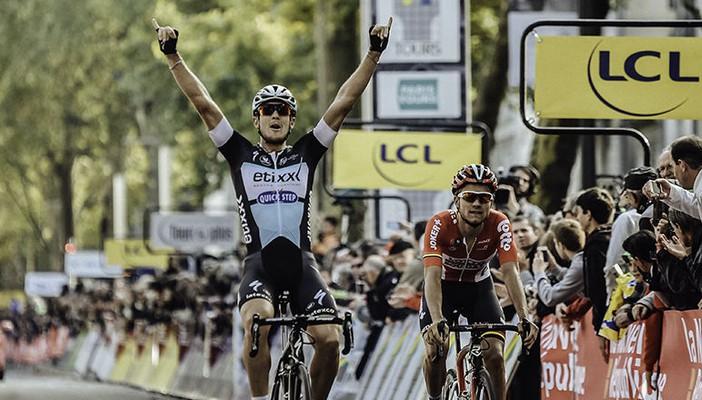 Trentin se llevó la París - Tours, la última gran clásica del año