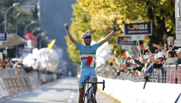 Nibali se apuntó el Giro de Lombardía 2015