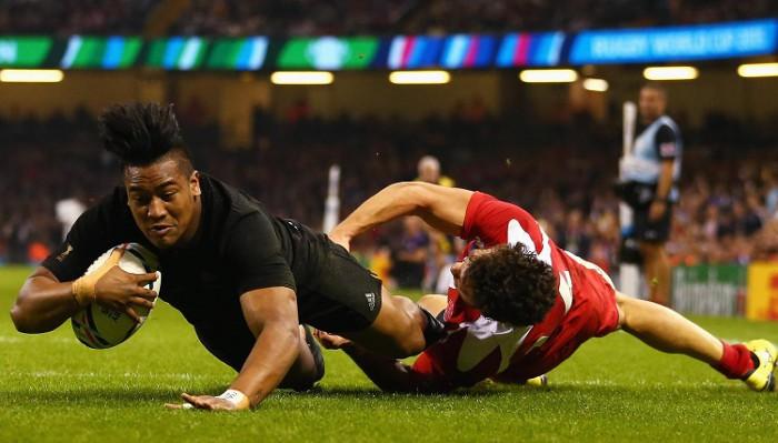 Nueva Zelanda sigue invicta en el Mundial de rugby