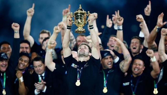 Nueva Zelanda repite como campeona del mundo de rugby