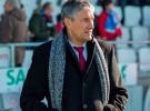 Quique Setién sustituye a Paco Herrera en el banquillo de Las Palmas