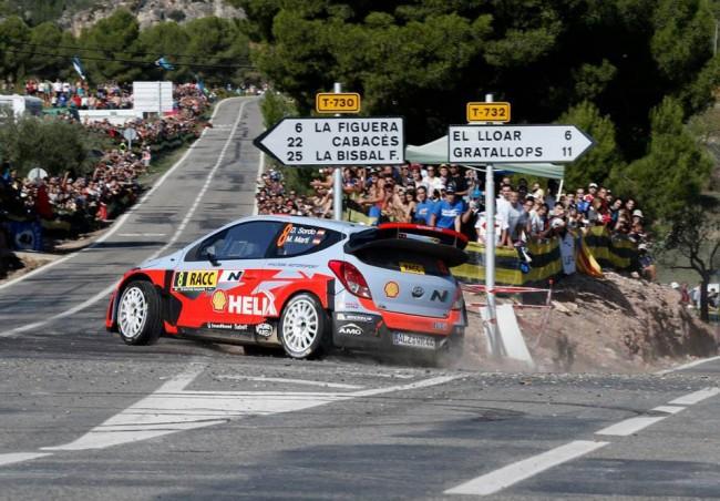 Rally Cataluña 2014 - Dani Sordo