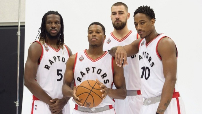 Los Raptors son el equipo a seguir en la División Atlántico