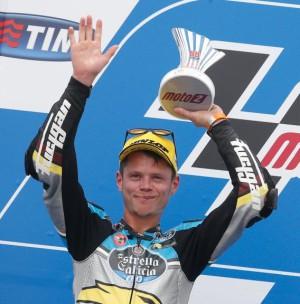 Tito Rabat dará el salto a MotoGP el año próximo
