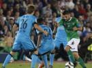 Copa del Rey 2015-2016: el Villanovense resiste al Barcelona en la ida