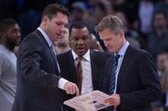 NBA: Luke Walton será entrenador de los Warriors en ausencia de Kerr