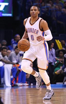 Westbrook firmó una temporada de MVP