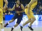 Supercopa ACB 2015: El FC Barcelona pasa a la final a través del tiro exterior