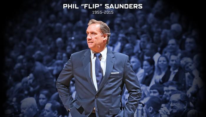 Flip Saunders murió a los 60 años víctima de un cáncer