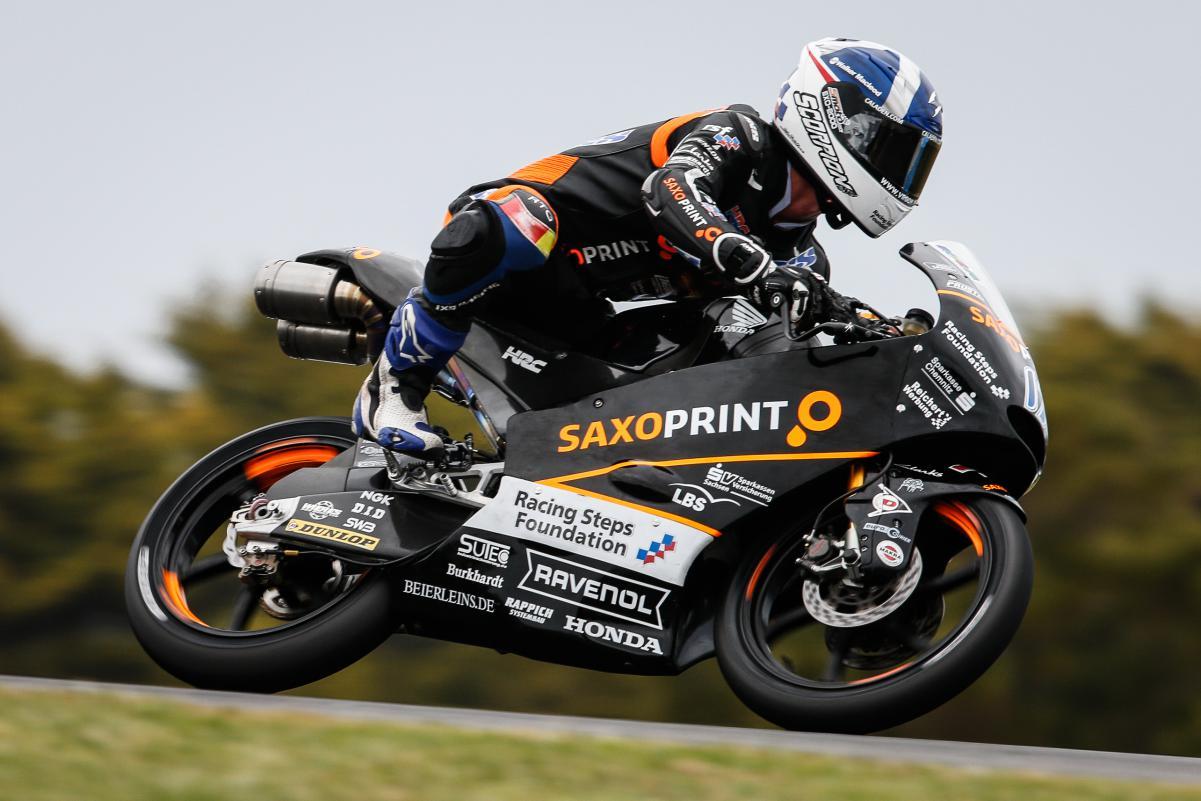 GP de Australia de Motociclismo 2015: Mcphee, Márquez y Rins marcan las poles