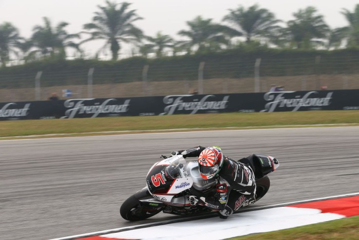 Zarco, Moto2, Malaysian MotoGP 2015