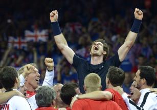 Copa Davis 2015: Andy Murray conquista la Ensaladera para Gran Bretaña