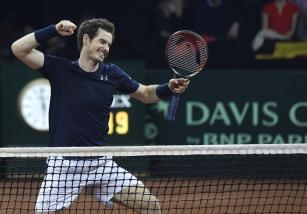 Copa Davis 2015: los hermanos Murray dejan a Gran Bretaña a un punto de la Ensaladera