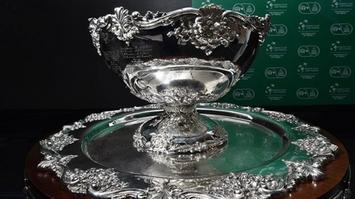 Bélgica y Gran Bretaña juegan este fin de semana la final de la Copa Davis 2015