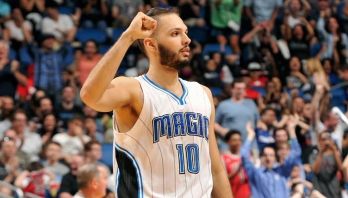 NBA: Evan Fournier, un futuro agente libre al alza