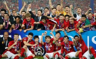 Segunda Champions de Asia para el Guangzhou Evergrande chino