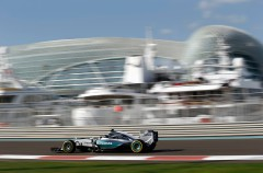 GP de Abu Dhabi 2015 de Fórmula 1: Nico Rosberg logra la pole, Sainz 10º