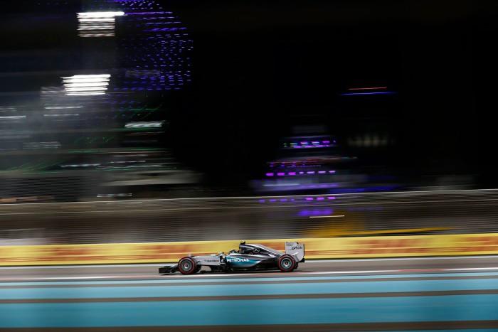 GP de Abu Dhabi 2015 de Fórmula 1: Rosberg gana la última carrera del año